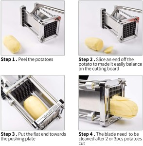 Sopito French Fry Cutter