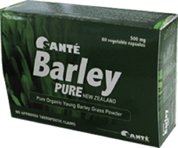known side effects of sante pure green barley