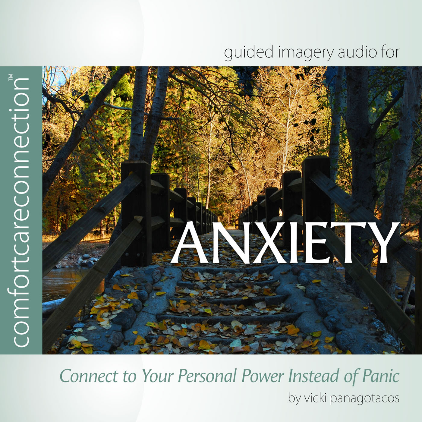 Anxiety: Connect to Your Personal…