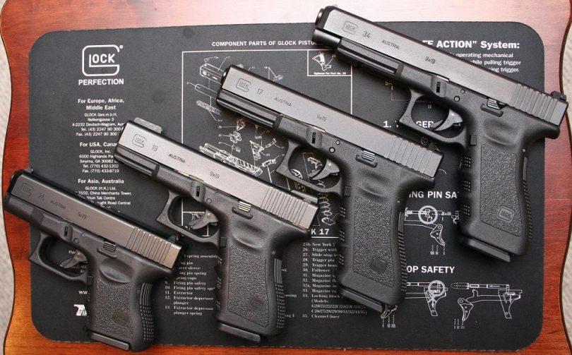 Glock Size Comparison