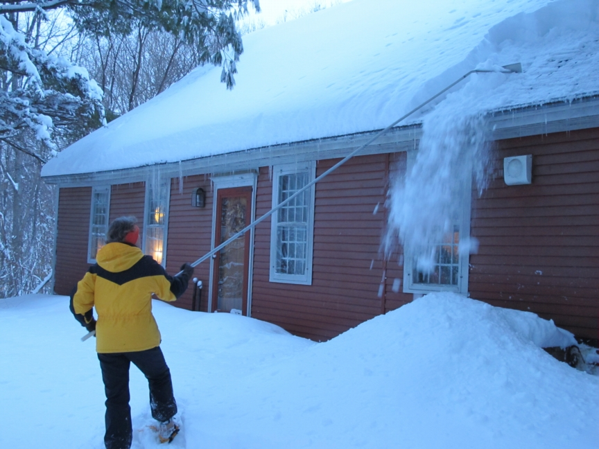 How To Remove And Prevent Ice Dams Ice Dams Ice In Gutters