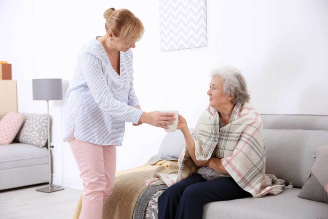 Certified Home Health Aides
