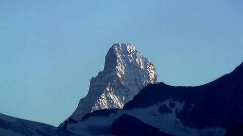 sunset-Matterhorn