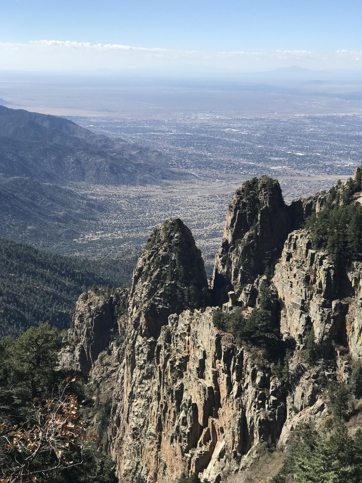 The Everest La Luz Trail, Albuquerque, New Mexico – besthike.com