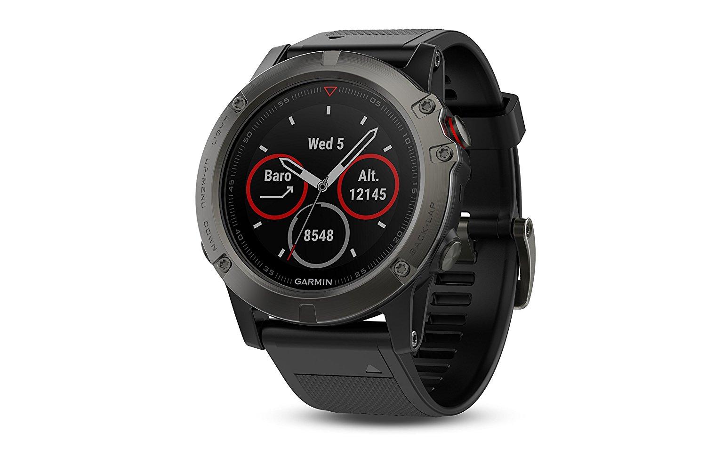 Garmin Fenix 5 GPS Watch With Maps Best Hiking