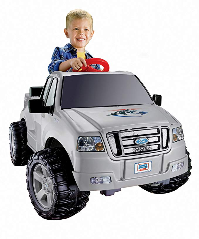 41f62e1197c6d Power Wheels Ford Lil F-150 - Best Holiday Gift Reviews