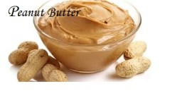 peanut butter calories