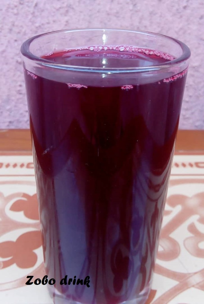 when is mother's day Zobo drink