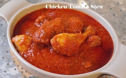 chicken tomato stew