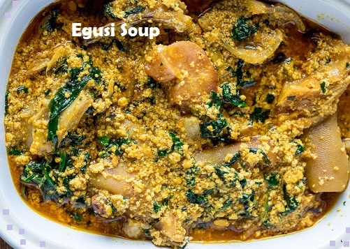Egusi Soup Recipe How To Cook Nigerian Egusi Soup Besthomediet