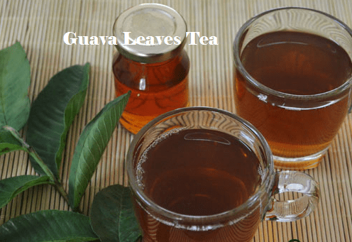 Guava leaves and weight loss