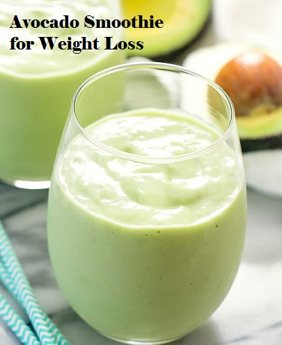 Avocado Smoothie Recipes for Weight Loss