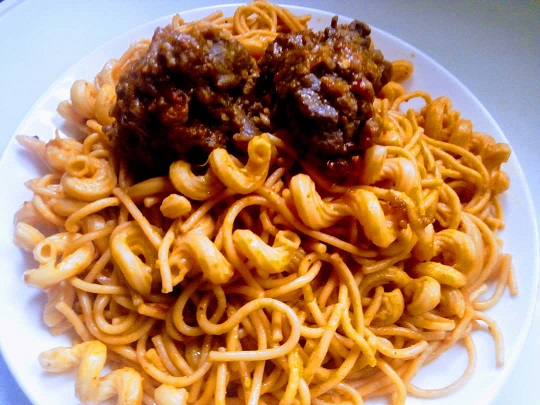 Macaroni Spaghetti