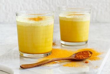 Golden Milk for Sleep