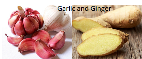 Health Benefits of Ginger and Garlic