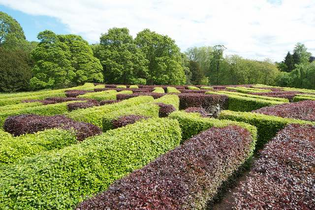 If you're trimming up a hedge maze, you won't be able to use a corded model. It would get all tangled up in the maze...on the plus side, you would be able to find your way out easily!