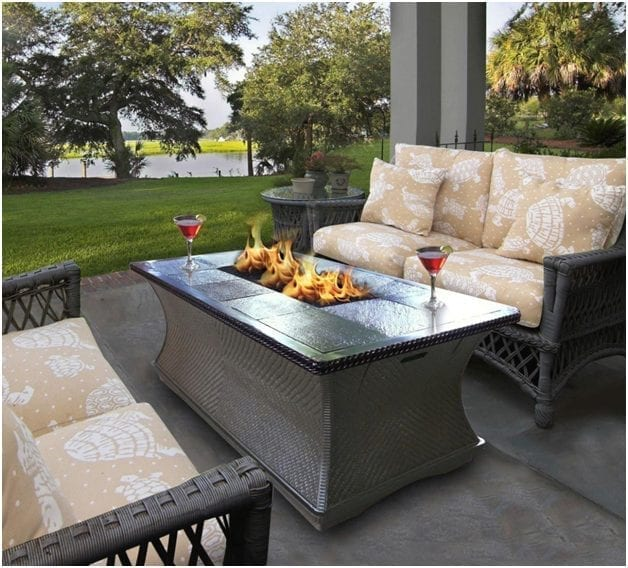 10 Best Gas Fire Pit Tables For 2019 Buying Guide Amp Reviews