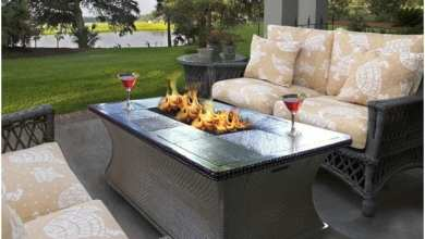 Best Gas Fire Pit Table | Best Home Gear