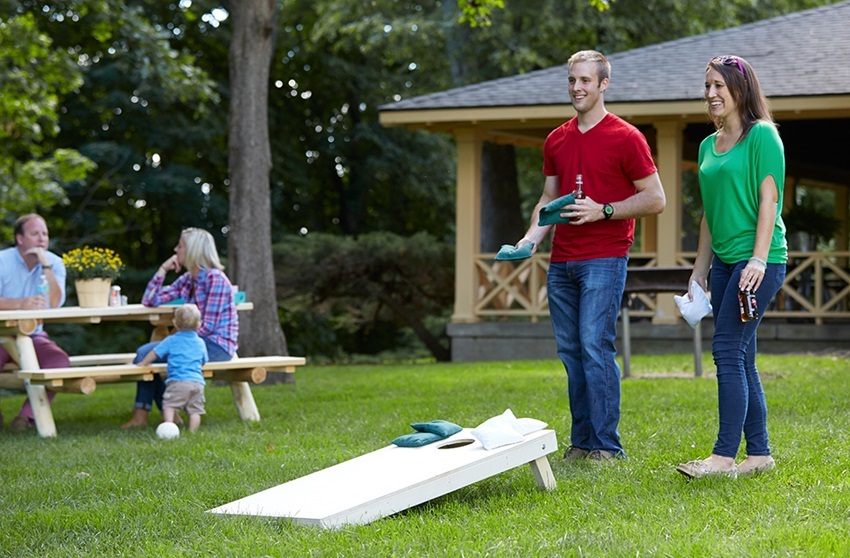 How To Make Cornhole Boards   Best Home Gear