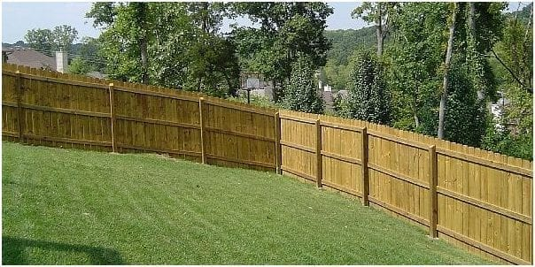 Cheapest Way to Build a Wood Privacy Fence 2019
