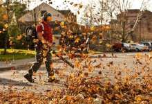 Leaf Blower Techniques   Best Home Gear