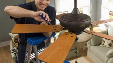 how to wire a ceiling fan   Best Home Gear
