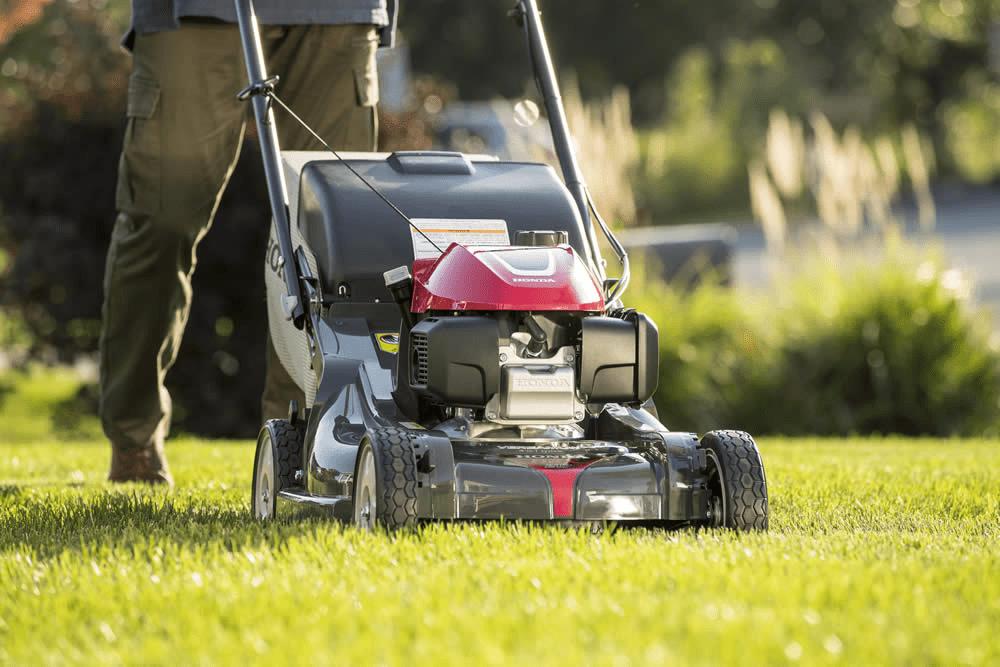 Honda HRX217K5VKA Versamow self propelled mower