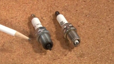 How to read spark plugs