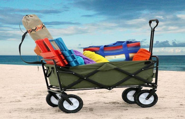 Best Folding Wagon | Best Home Gear