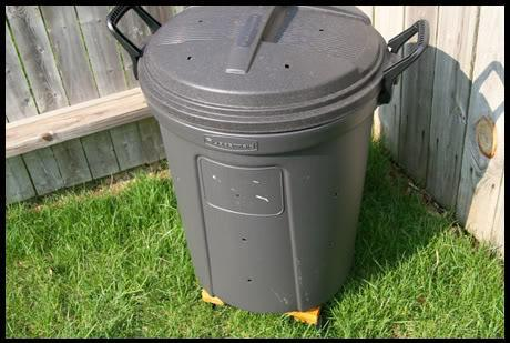 DIY Plastic Compost Bin - Best Home Gear