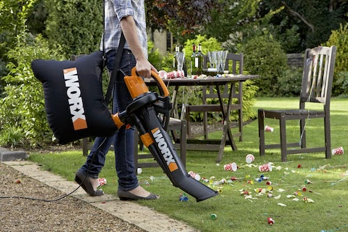 WORX Leaf Vacuum | Best Home Gear