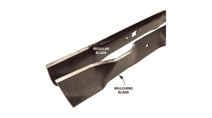 Mulching vs. Regular Mower Blade | Best Home Gear