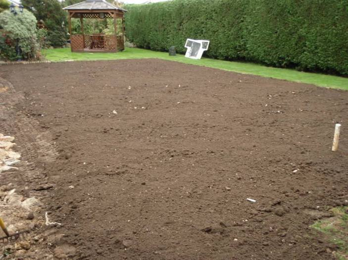 New Topsoil For Grass Seed   Best Home Gear