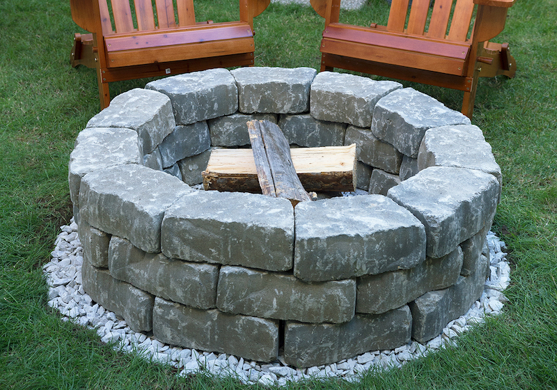 Concrete Paver Fire Pit | Best Home Gear