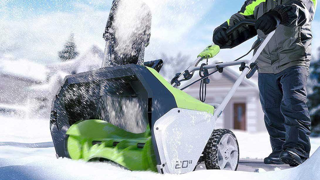 Best Snow Blower 2020.8 Best Cordless Snowblowers For 2019 2020 Best Home Gear
