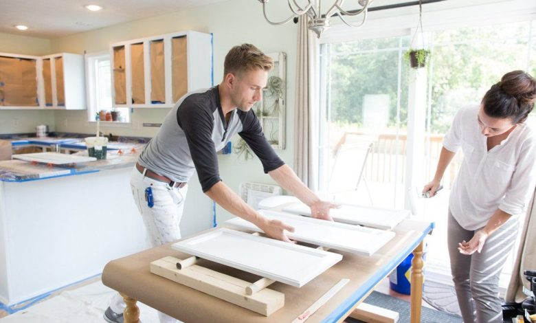 How To Paint Kitchen Cabinets | Best Home Gear