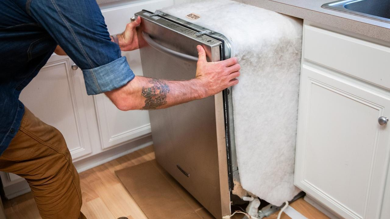 How To Remove Dishwasher | Best Home Gear