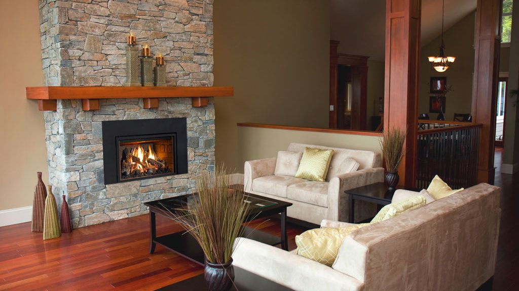 Gas fireplace insert - Best Home Gear