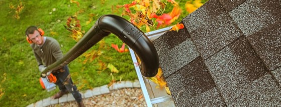 gutter attachment for leaf blower - best home gear
