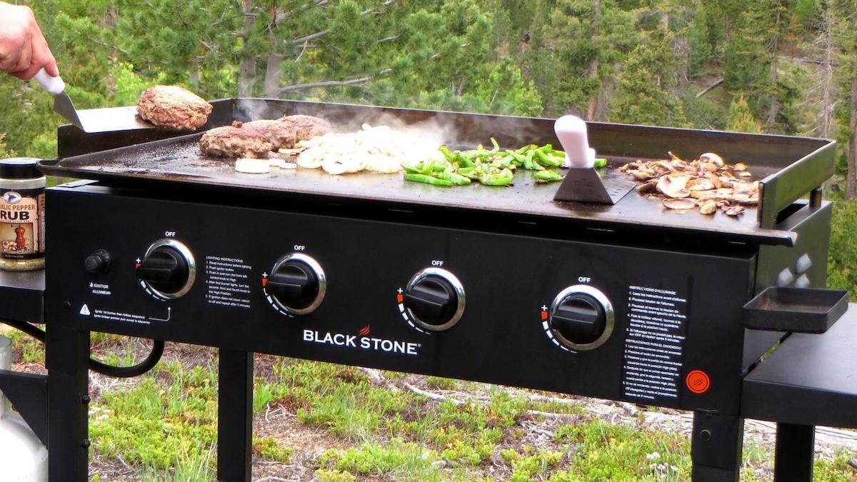 Best Outdoor Griddle | Best Home Gear