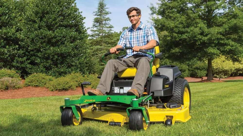 best zero turn mower - best home gear