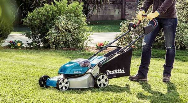 Makita Battery Powered Lawn Equipment - Best Home Gear