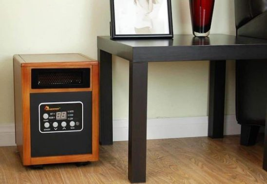 dr. infrared heater - best home gear
