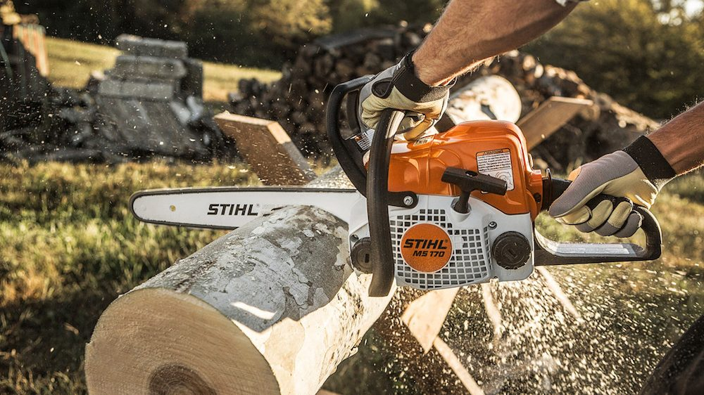 best stihl chainsaw for homeowner