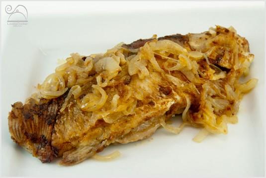 Рецепт караси жареные с луком, фото   Домашние Рецепты