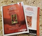 Story of the World Vol 1 Bundle Ancient Times Activity Book + Tests and Ans Key