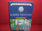 Childhood of Famous Americans Albert Einstein  Young Thinker by Marie Hammontr