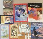 Lot of 8 PB books  CD Current Sonlight Core C Homeschool Ages 7 14
