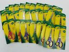 CRAYOLA Lot of 30 Pointed Tip Comfort Grip Right Left Handed Scissors 6+ Years