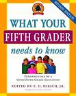 What Your Fifth Grader Needs to Know  Fundamentals of a Good Fifth Grade